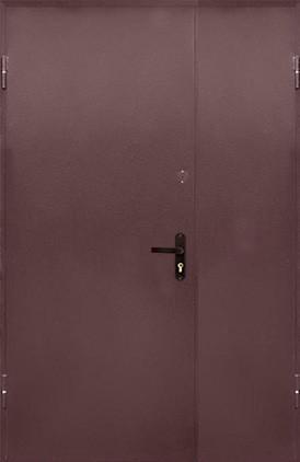 Отделка тамбурной двери (12)