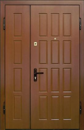 Отделка тамбурной двери (15)