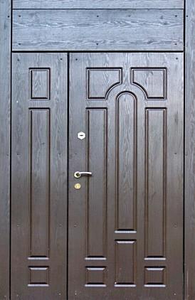 Отделка тамбурной двери (16)