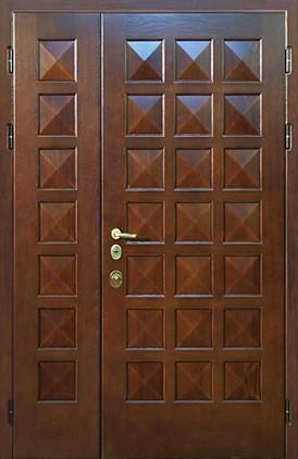 Отделка тамбурной двери (19)
