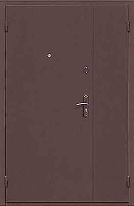 Отделка тамбурной двери (3)