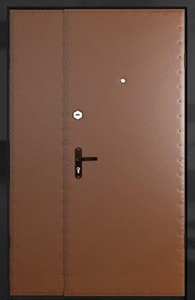 Отделка тамбурной двери (4)