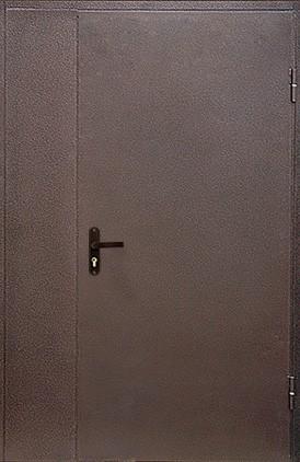 Отделка тамбурной двери (8)