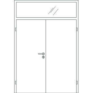 схема тамбурной двери (9)
