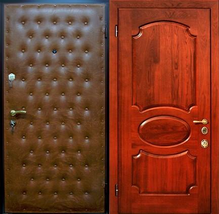 Дверь кожзам (10)