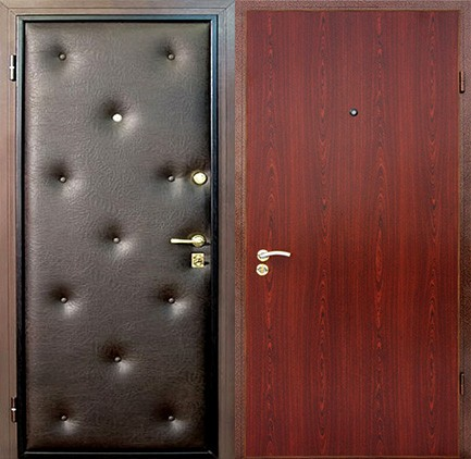 Дверь кожзам (6)