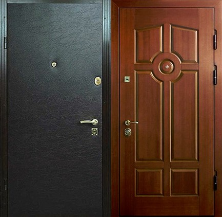 Дверь кожзам (7)