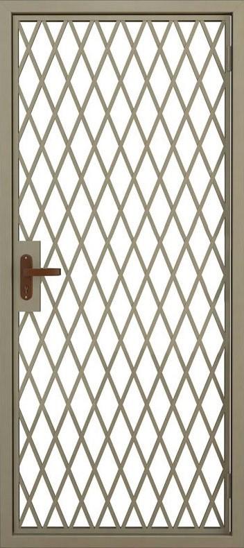 Дверь решётчатая (11)