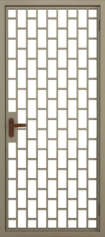 Дверь решётчатая (4)