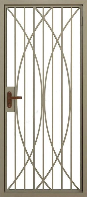 Дверь решётчатая (6)