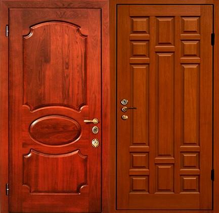 Дверь стальная с МДФ (12)