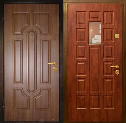 Дверь стальная с МДФ (16)