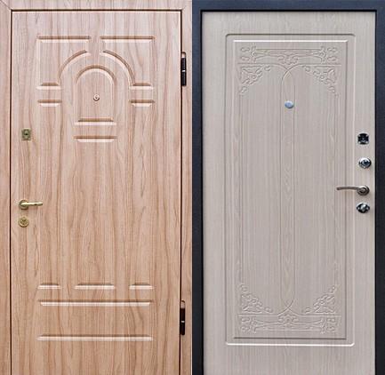 Дверь стальная с МДФ (2)