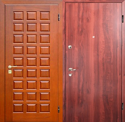 Дверь стальная с МДФ (8)