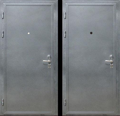 Дверь с порошковым напылением (2)
