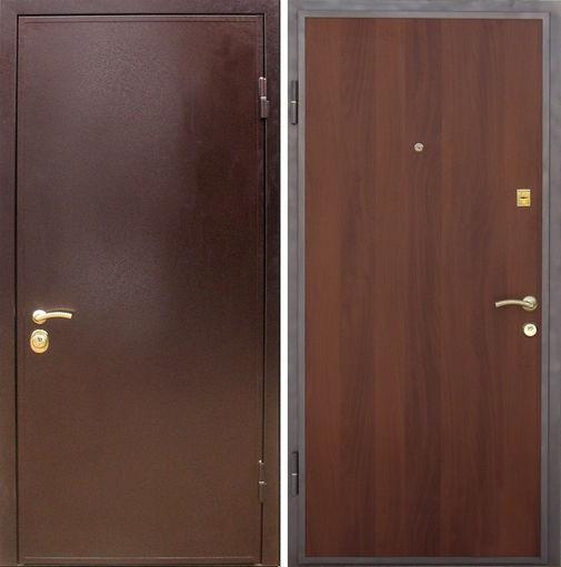 Дверь с порошковым напылением (6)