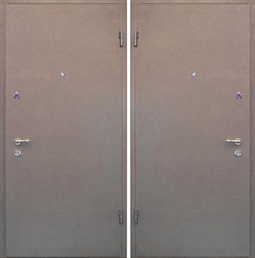 Дверь с порошковым напылением (7)