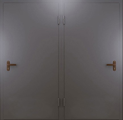 Дверь техническая (2)