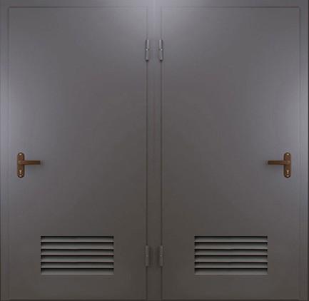 Дверь техническая (3)