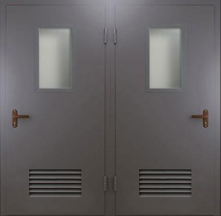 Дверь техническая (9)
