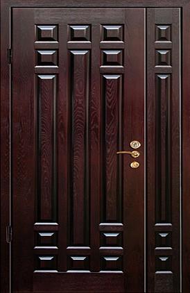 Отделка тамбурной двери (18)