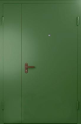 Отделка тамбурной двери (2)