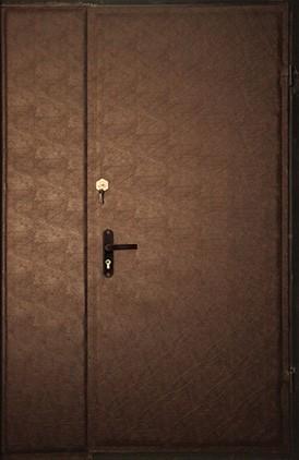 Отделка тамбурной двери (5)