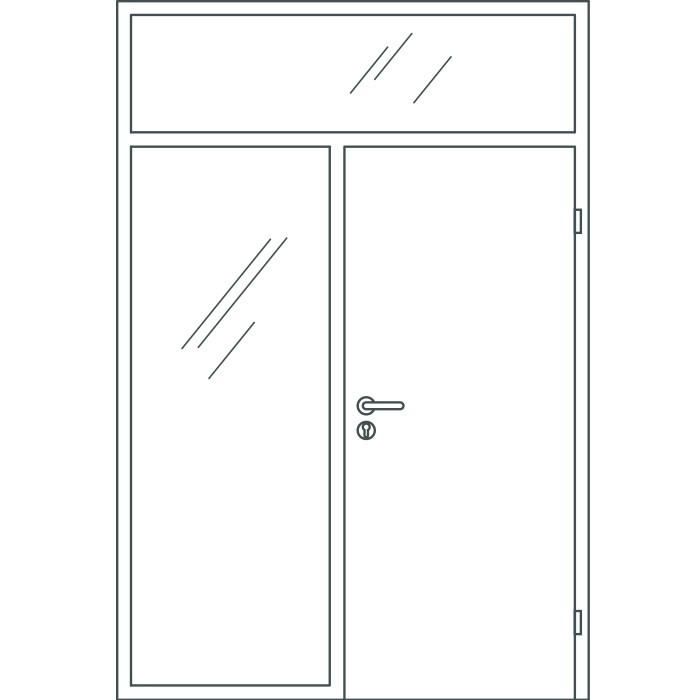 схема тамбурной двери (4)