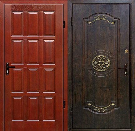 Дверь для дома (2)