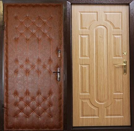 Дверь кожзам (9)
