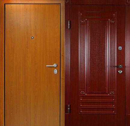 Дверь ламинированная (11)