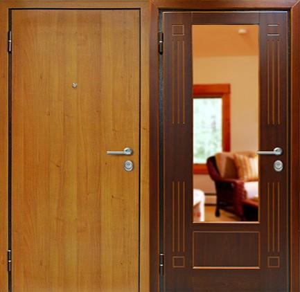 Дверь ламинированная (12)