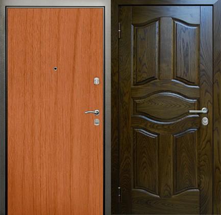 Дверь ламинированная (13)