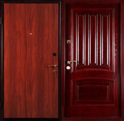 Дверь ламинированная (14)