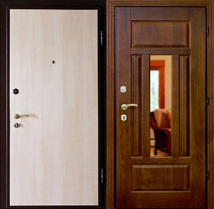 Дверь ламинированная (15)