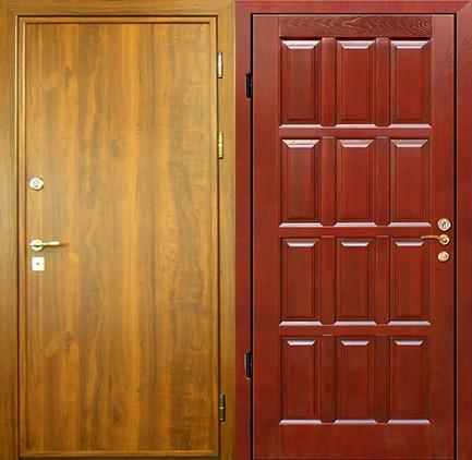 Дверь ламинированная (6)