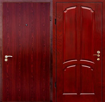 Дверь ламинированная (7)