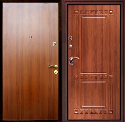 Дверь ламинированная (8)