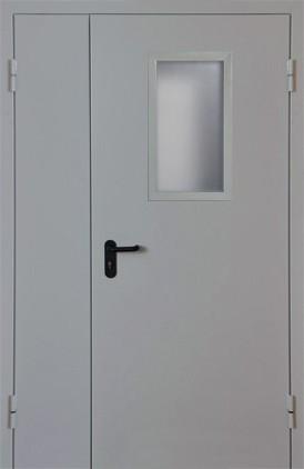 Дверь противопожарная (4)