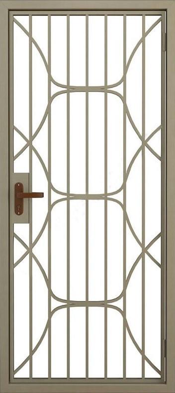 Дверь решётчатая (10)