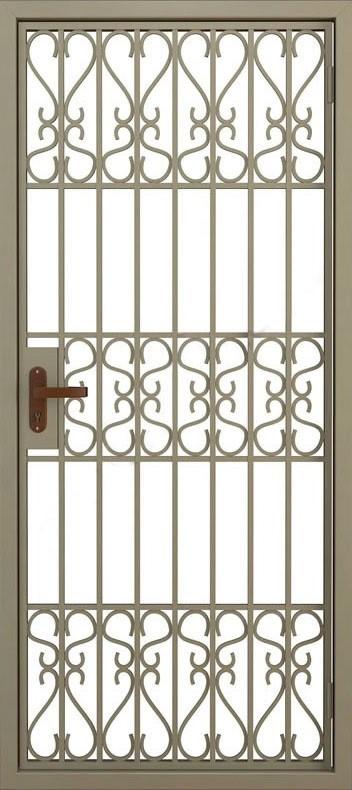 Дверь решётчатая (8)