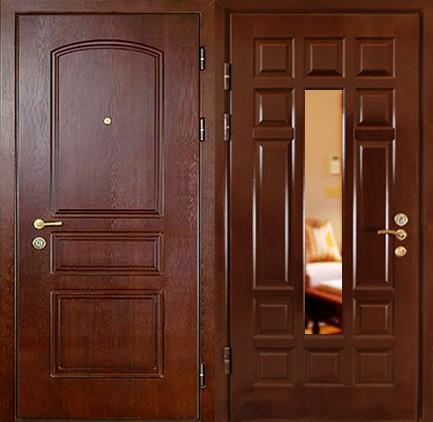 Дверь стальная с МДФ (13)