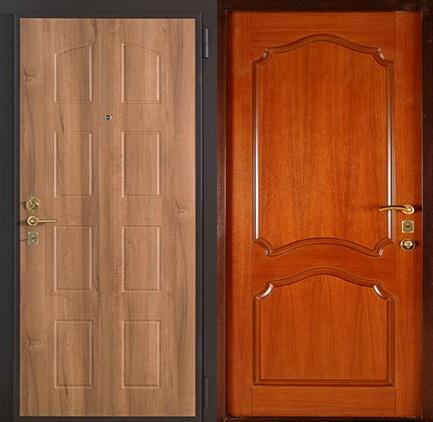 Дверь стальная с МДФ (19)
