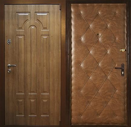 Дверь стальная с МДФ (4)