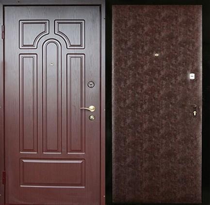 Дверь стальная с МДФ (5)