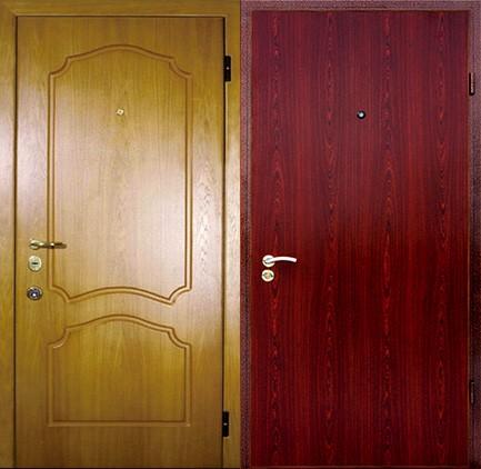 Дверь стальная с МДФ (7)