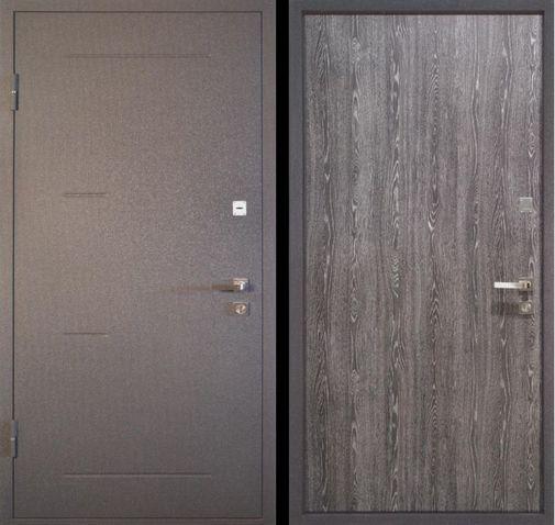 Дверь с порошковым напылением (1)