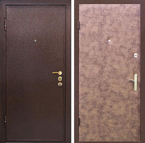 Дверь с порошковым напылением (15)