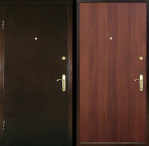 Дверь с порошковым напылением (3)