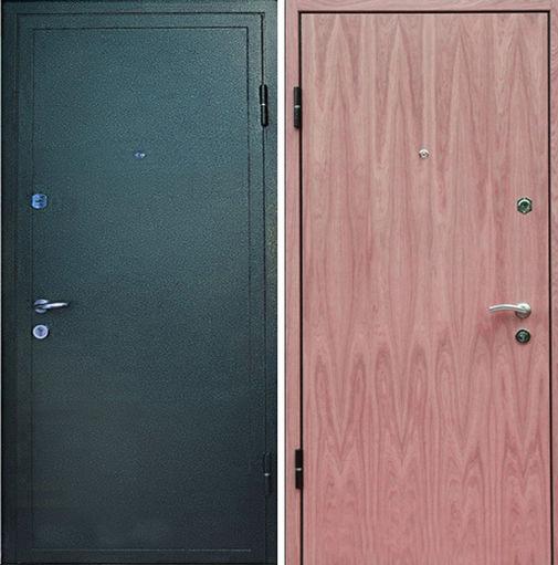 Дверь с порошковым напылением (4)